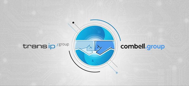 Combell en TransIP fuseren - Team.blue